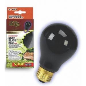 Zilla Incandescent Night Black Heat Bulb