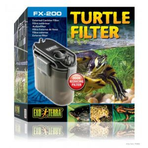 Exo Terra External Turtle FX-200 Canister Filter