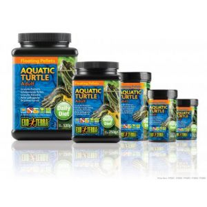 Exo Terra Floating Pellet Adult Aquatic Turtle Food