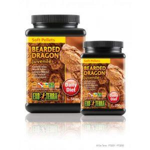 Exo Terra Soft Pellet Bearded Dragon Food