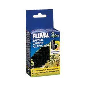 Fluval 2 Carbon Pads 4 Pk