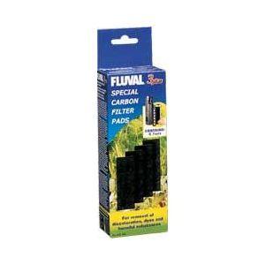 Fluval 3 Carbon Pads 4 Pk