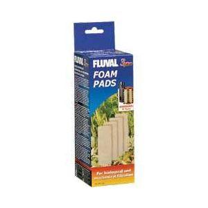 Fluval 3 Foam Inserts 4 Pk