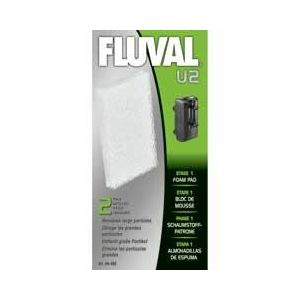 Fluval U2 Foam Replacement Pad
