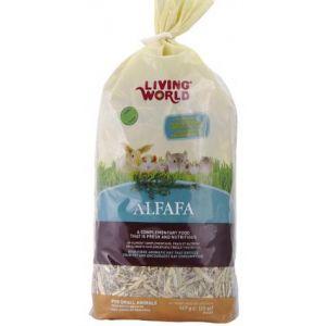 Living World Alfalfa Hay 12oz