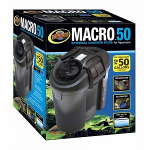Zoo Med Macro 50 External Canister Filter