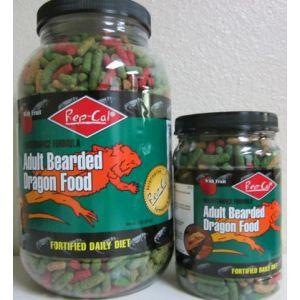 Rep Cal Bearded Dragon Food ADULT