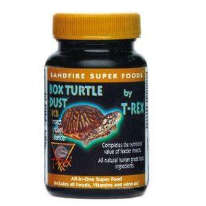T-Rex Box Turtle Dust