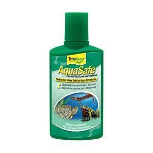 Tetra AquaSafe For Reptiles 3.38oz
