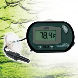 Zilla Digital Thermometer w/Probe