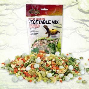 Zilla Reptile Munchies Vegetables 4oz