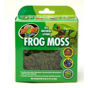 Zoo Med All Natural Frog Moss 80cu/in