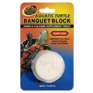Zoo Med Aquatic Turtle Banquet Block