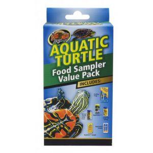 Zoo Med Aquatic Turtle Food Sampler