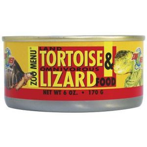Zoo Med Land Tortoise & Omnivorous Lizard Food