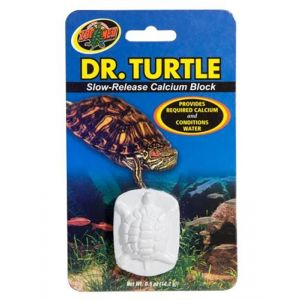 Zoo Med- Dr. Turtle Slow Release Calcium Block