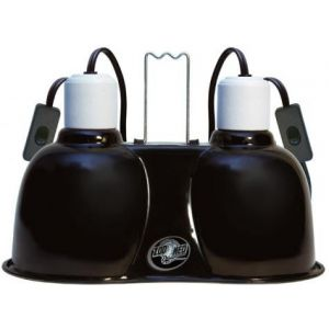 Zoo Med Mini Combo Deep Dome Lamp